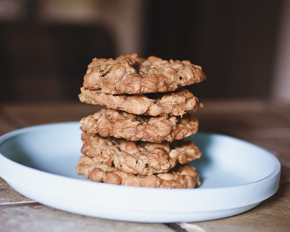 Oatmeal Butterscotch Cookies Recipe Makena S Cookies